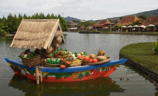 floating market lembang 10-1