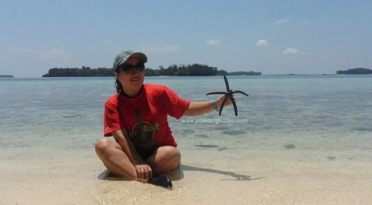wisata pulau seribu kepulauan seribu beach