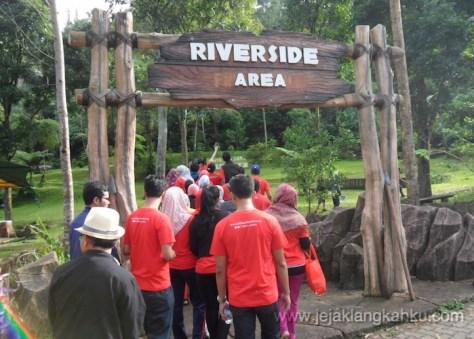 trekking taman safari puncak 2-1