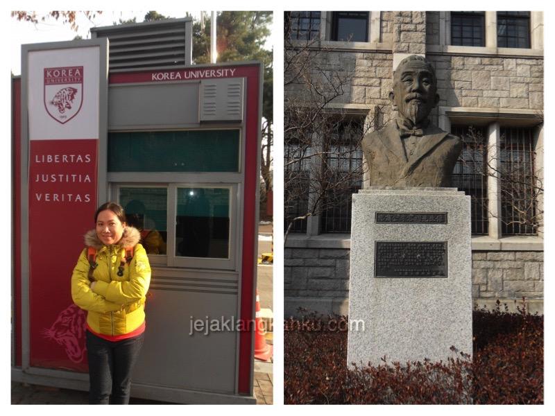 korea university 3-1