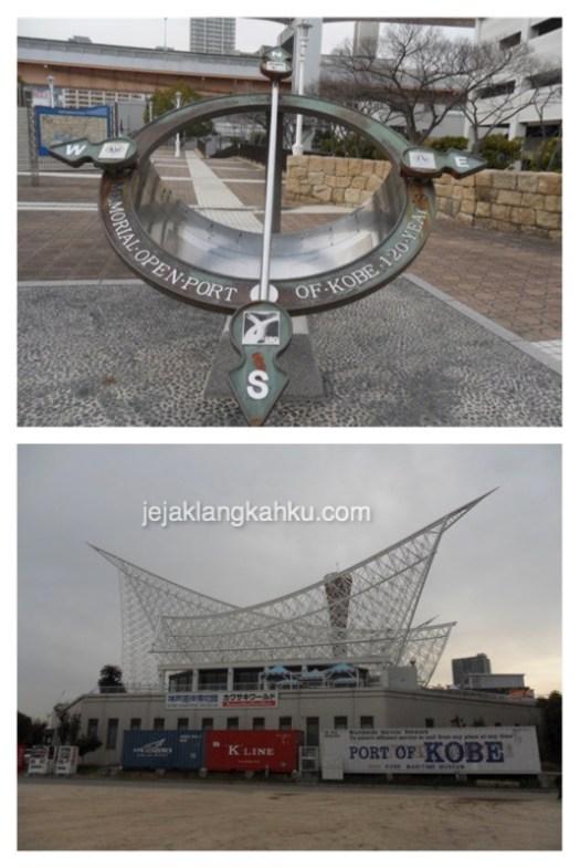 memorial port kobe japan 3-1