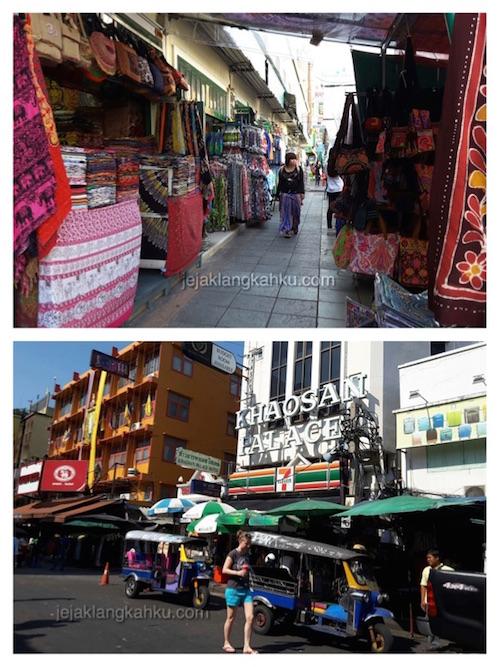 khaosan road bangkok 2