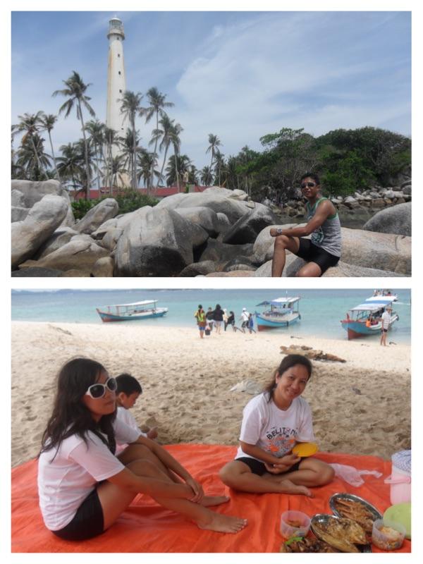 pulau lengkuas belitung 5