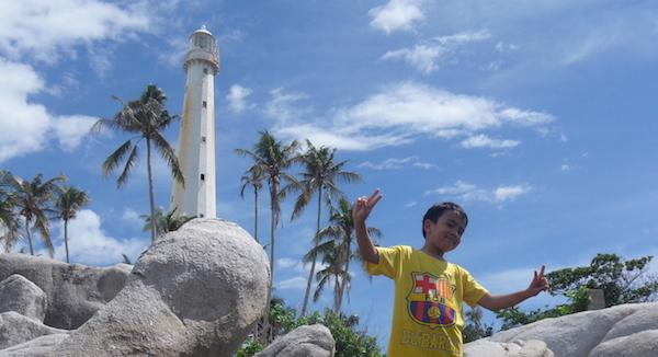pulau lengkuas belitung 6