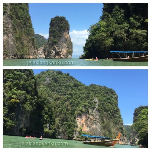sea canoing hong island phuket 4