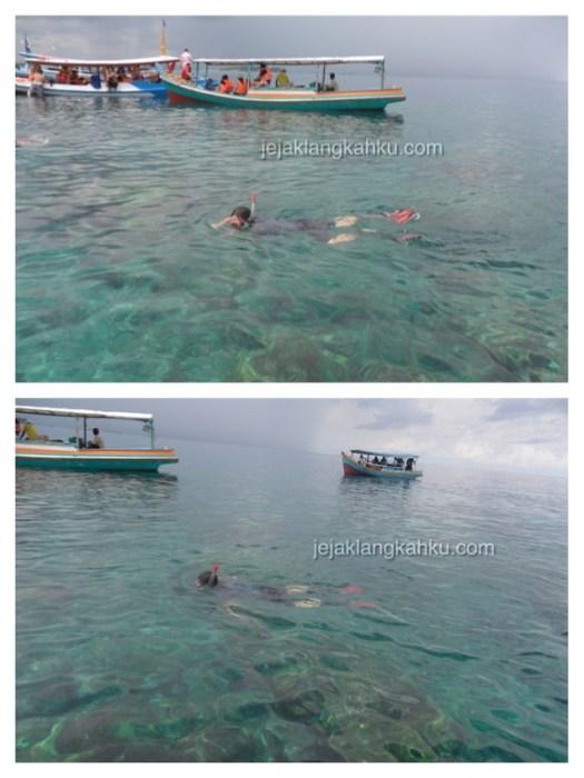 snorkeling pulau lengkuas belitung 4