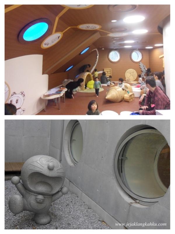 fujiko fujio museum kawasaki 2