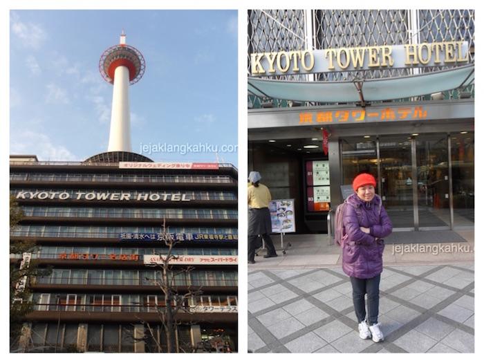 kyoto tower japan 2