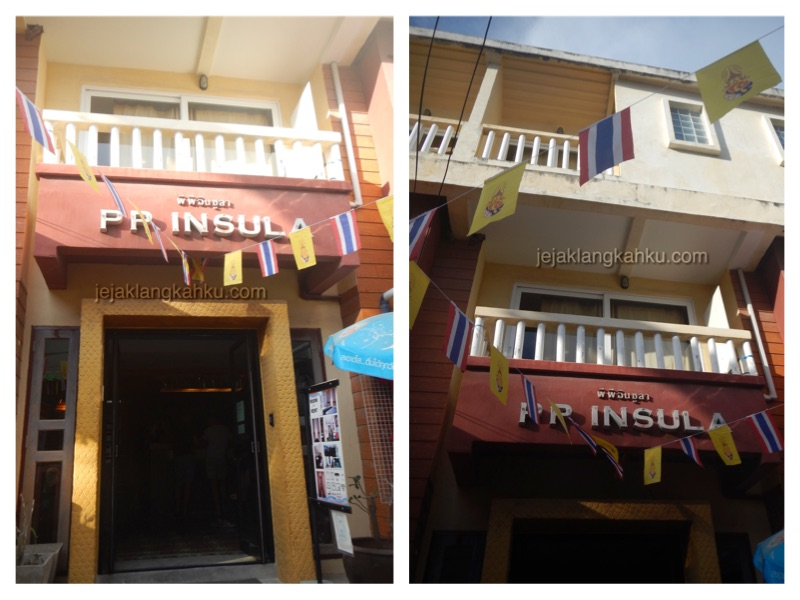 pp insula hotel phi phi 1