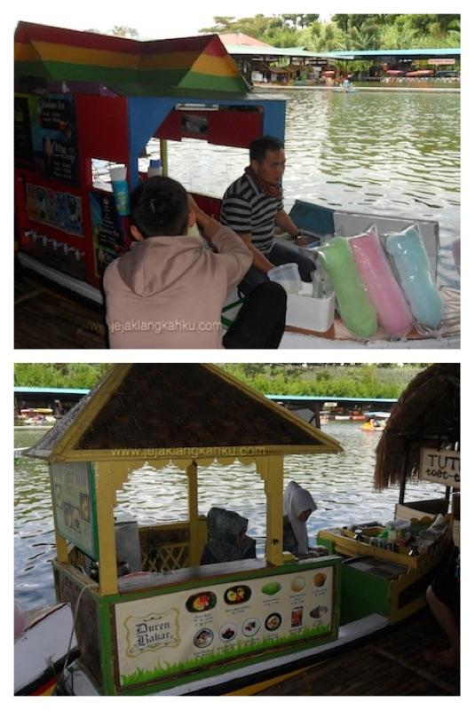 floating market lembang 10