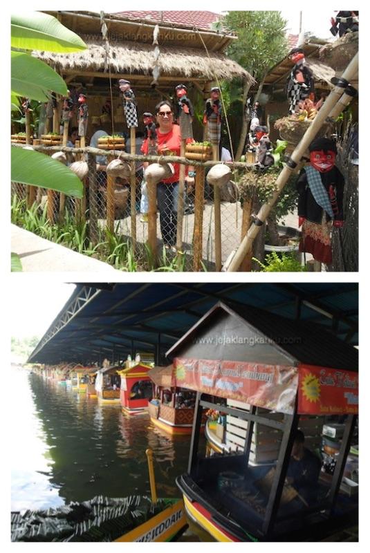 floating market lembang bandung 2