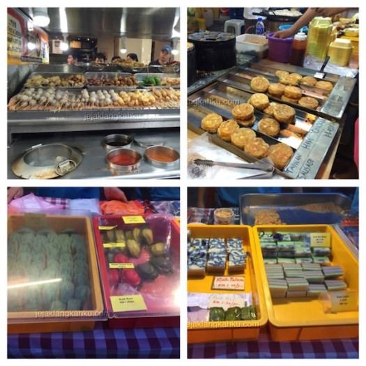 jonker street night market melaka 2