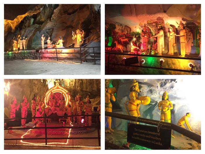 ramayana cave kualalumpur 8