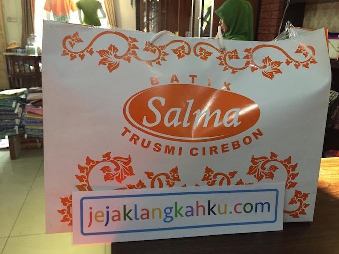 batik salma trusmi cirebon 0