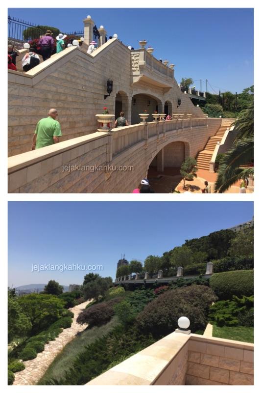 haifa garden israel 5