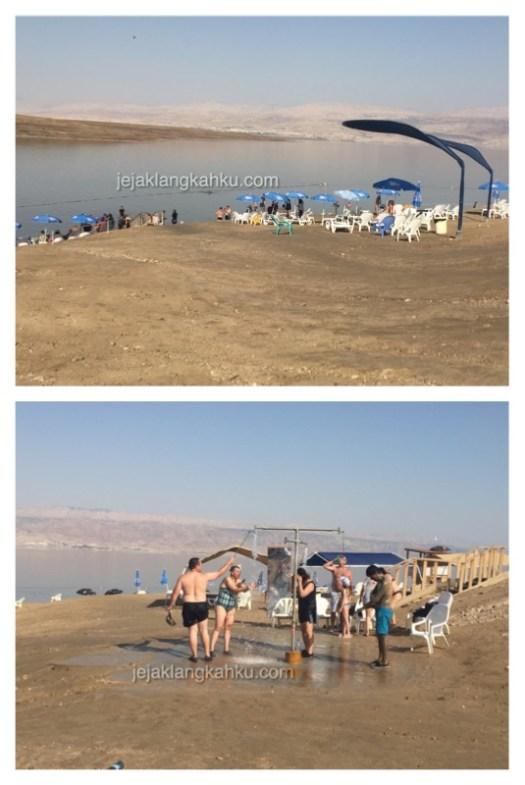 laut mati israel 2