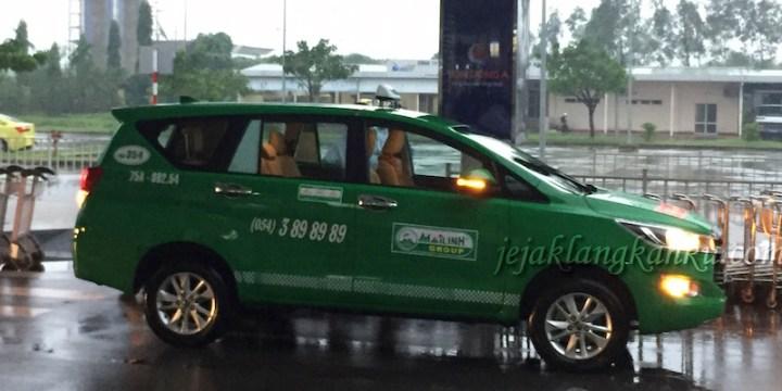 City Tour di Berbagai Kota di Vietnam, Pake Taksi Aja, Mudah, Cepat & Nyaman !