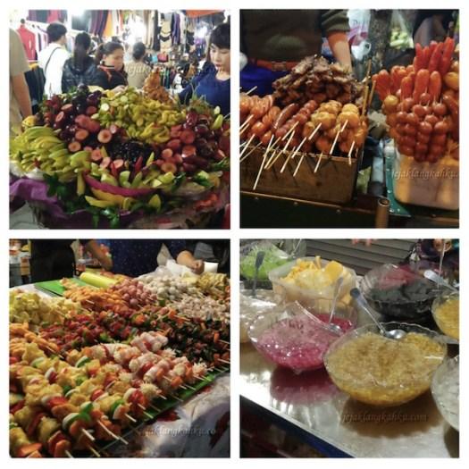 old quarter night market hanoi 3