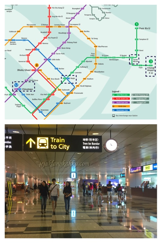 mrt from changi to singapore city 1