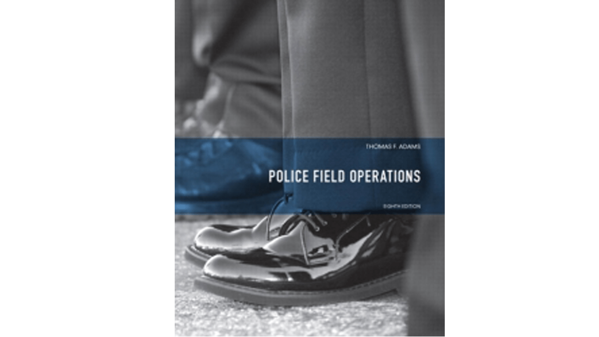 Related image of Police Field Operations 8th Edition, pdf, ebook and download study guide by Thomas F. Adams