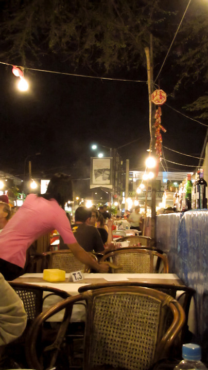 Pithnou Street siem  reap culinary center