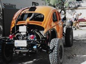 1964 VW Bug- Desert Ride- after
