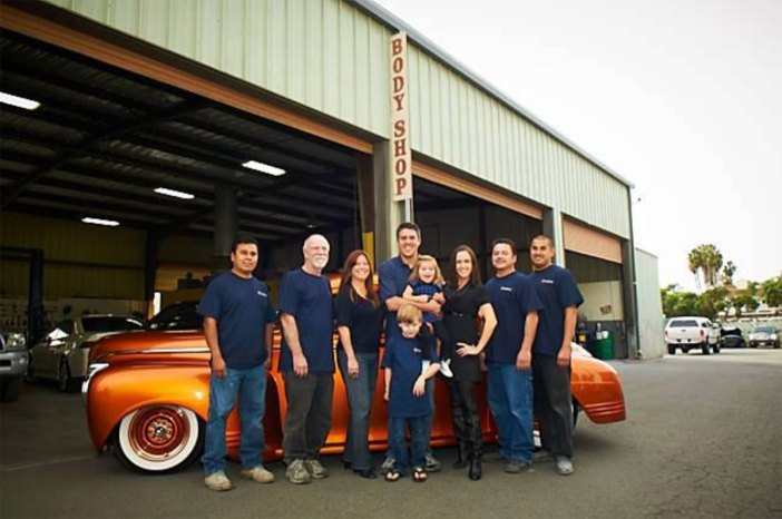 Carlsbad-Village-Auto-Body-Crew-with-Jeff's-'41-Plymouth-Coupe-2011-JEJ-Customs