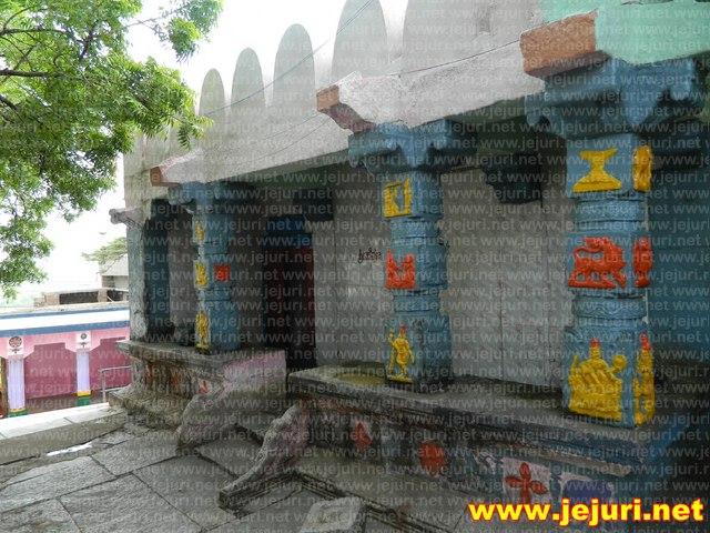 mailapur - hegappa temple