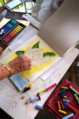 Adult Art Lessons Palm Coast Florida