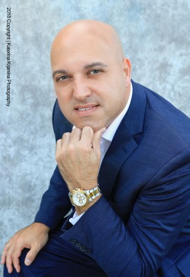Headshots photographer Miami Florida