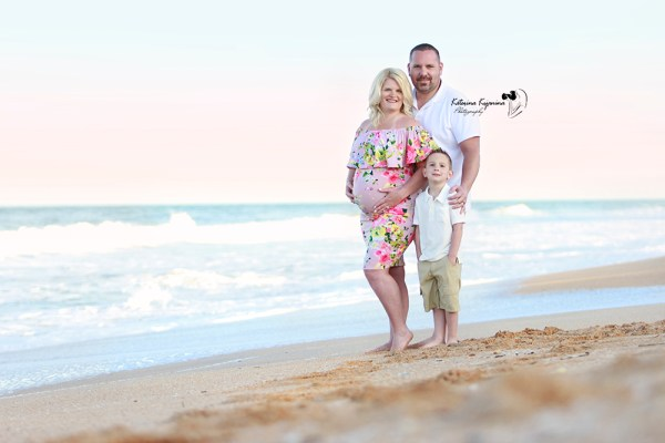 Maternity photography sessions in Flagler Beach Florida, Palm Coast Florida