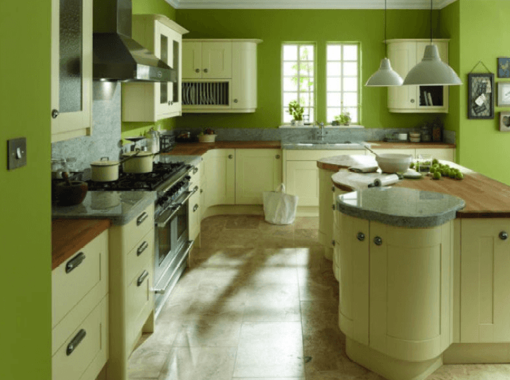 what color kitchen cabinets are most popular