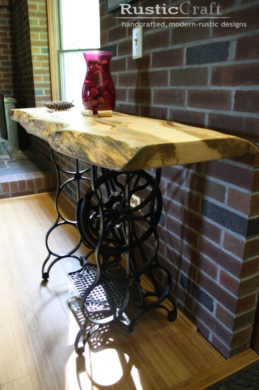 sewing machine base table