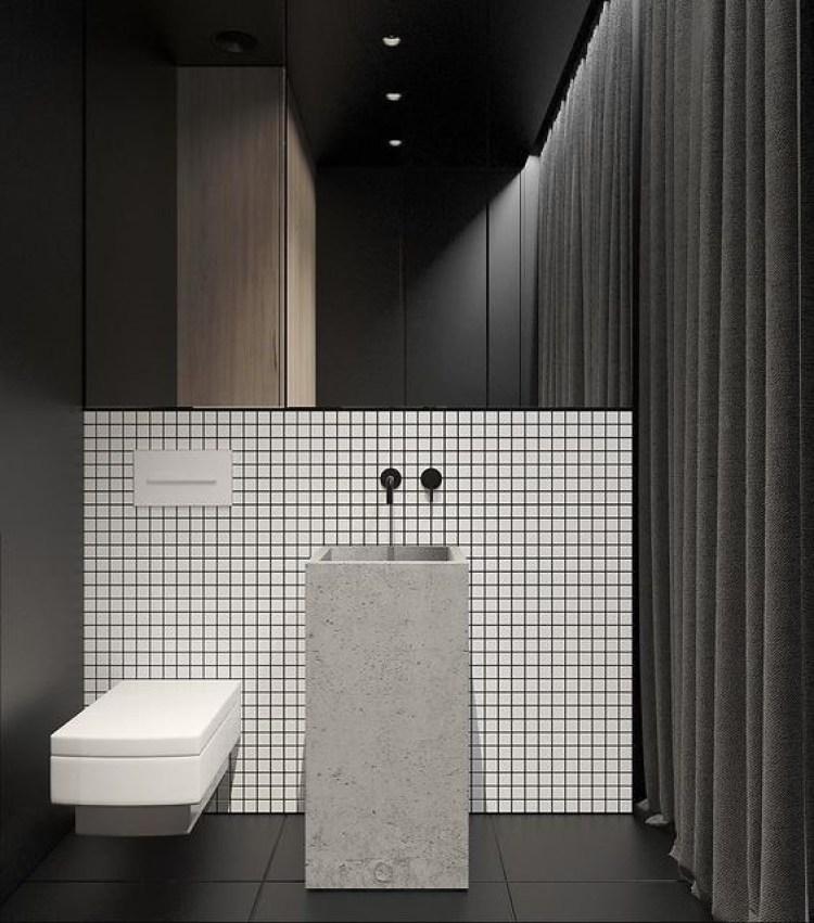 Chic Small Bathroom Ideas - The Power of Mirror
