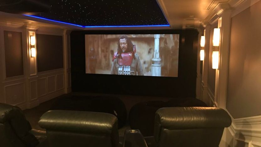 Basement Ideas for Home Theatre