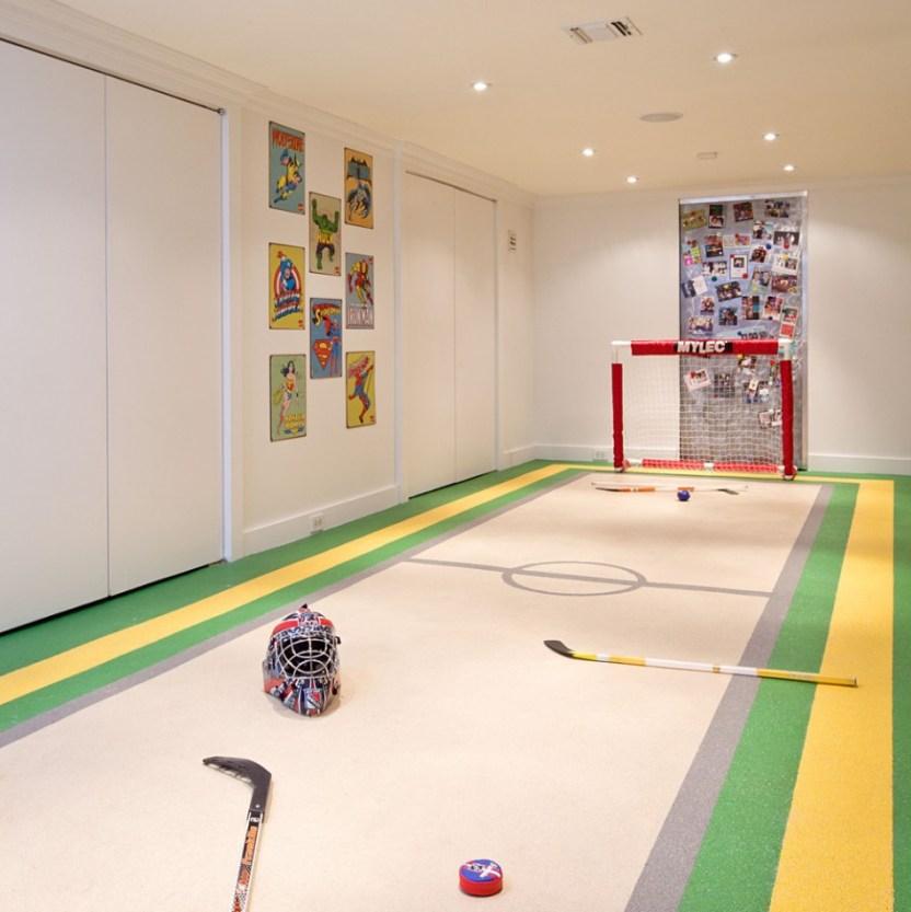 Basement Ideas for Playroom