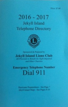 The 2016-2017 Telephone Directory