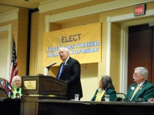 LCI International President Bob Corlew.