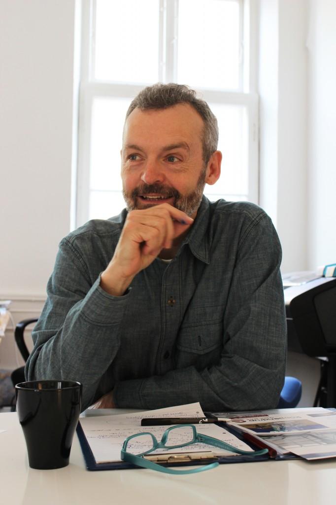 Freelance tekstforfatter Jesper Elm Larsen