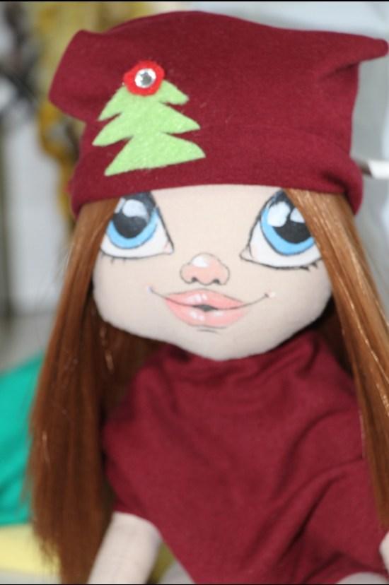 Коледна кукла