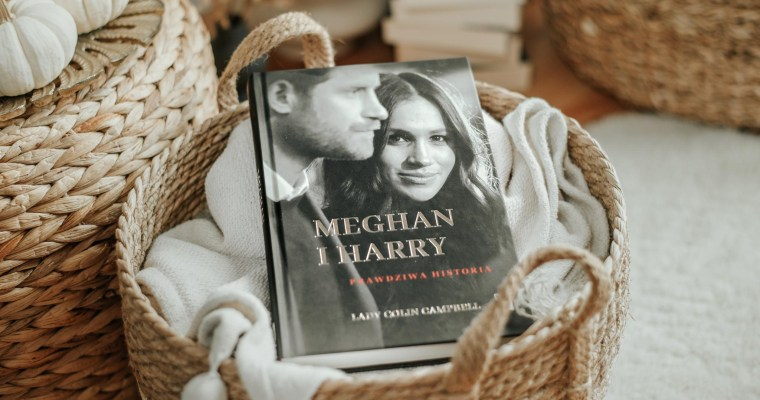 Meghan i Harry: Prawdziwa historia – Colin Campbell