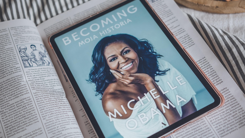 Becoming. Moja historia – Michelle Obama