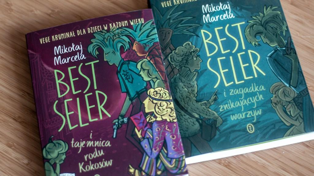"Cykl ""Best Seler"" - Mikołaj Marcela"