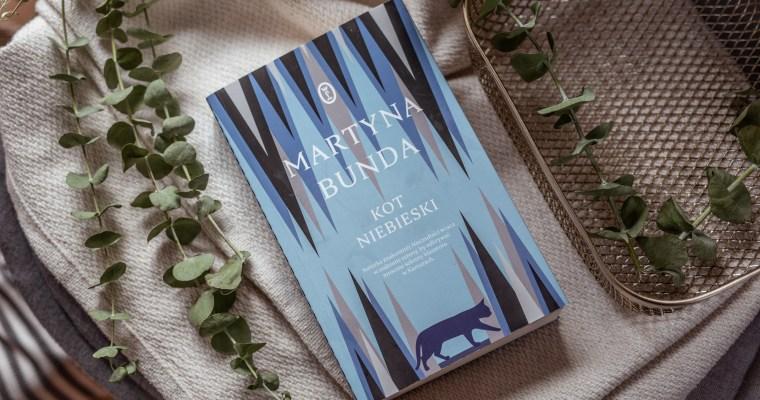 Kot niebieski – Martyna Bunda