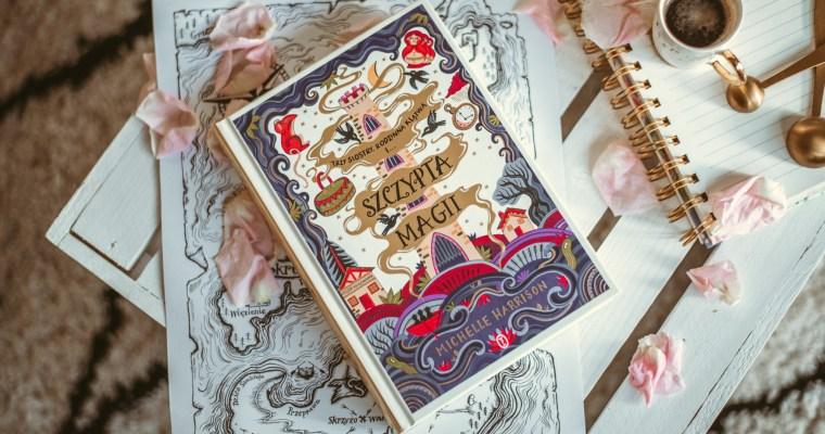 Szczypta magii – Michelle Harrison