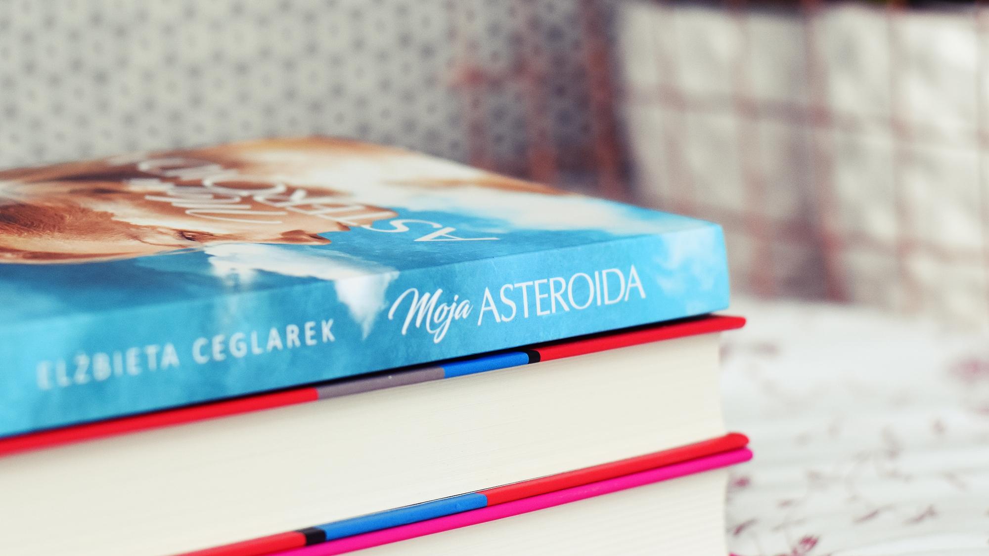 Moja asteroida – Elżbieta Ceglarek