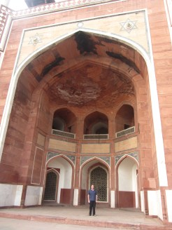 Early Mughal architecture