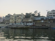 Views from the River Ganges