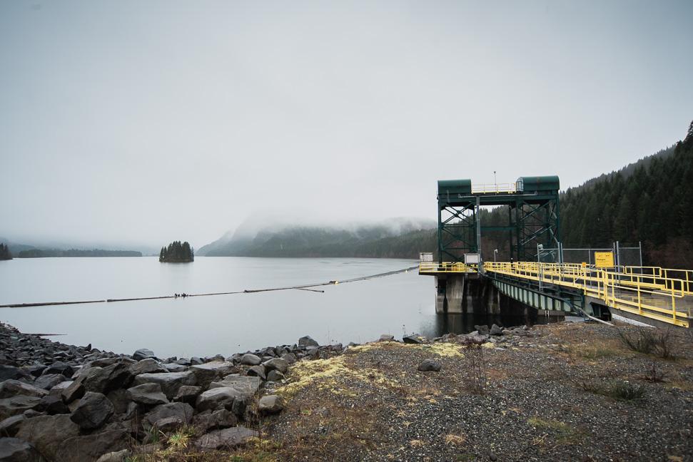 Wet Vancouver Island Road Trip Part 3 Wedding