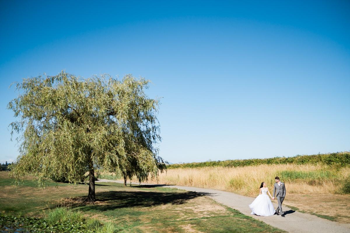 northview golf course wedding